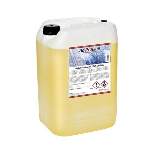 Glykol 774F OEM Gul 25 Liter