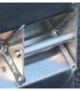 Aluminiumtank lastsäkring