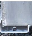 Aluminiumtank fot