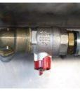 Aluminiumtank ventil