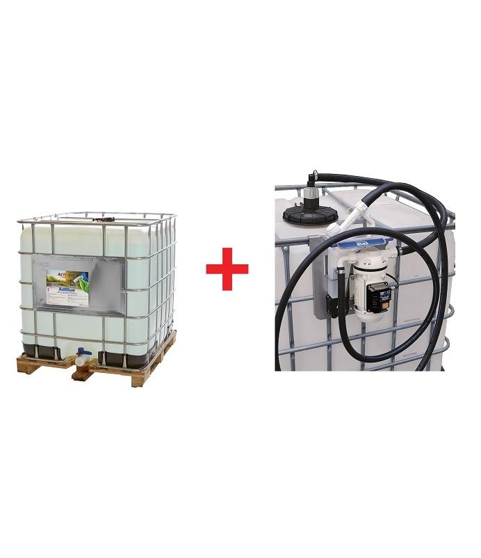 adblue 1000 liter med pumputrustning sandbergs i j mtland ab. Black Bedroom Furniture Sets. Home Design Ideas