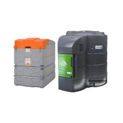 Dieseltankar i plast
